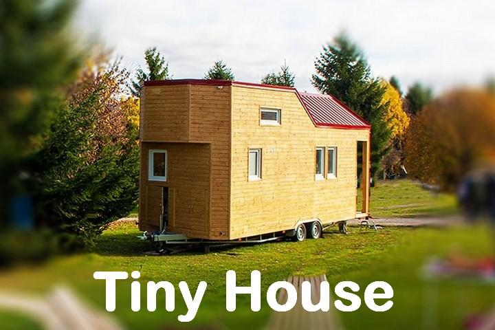 Angebot +++ Tiny House - Minihaus